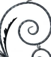 Кованые элементы, 13.402.01, купить, элементы ковки, розет, ковка, заготовки, детали, изделия