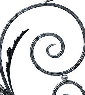 Кованые элементы, 13.402, купить, элементы ковки, розет, ковка, заготовки, детали, изделия