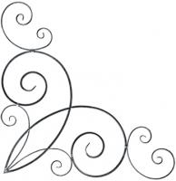 Кованые элементы, 13.403, купить, элементы ковки, розет, ковка, заготовки, детали, изделия
